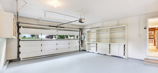 Three Easy Garage Interior Design Ideas
